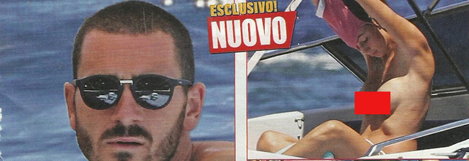 Leonardo Bonucci: un'estate hot
