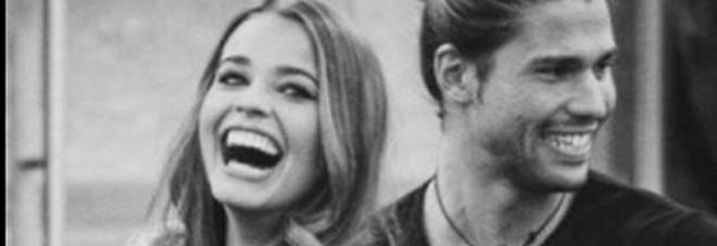 Luca Onestini e Ivana Mrazova, dediche d'amore su Instagram