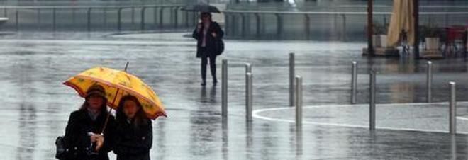 Gelo e piogge in arrivo nel weekend: nelle Marche fino a 5-6 gradi in meno