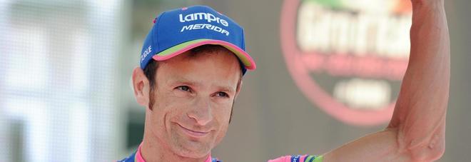 E' morto in un incidente Michele Scarponi Il ciclista travolto da un furgone a Filottrano