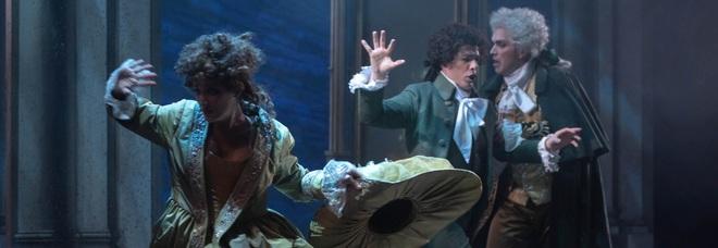 """""""Le nozze di Figaro"""" di Mozart: al Pergolesi uno sberleffo alla nobiltà"""
