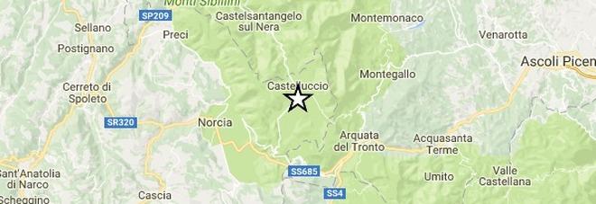 Scosse nelle Marche, la più forte di 3.5. Nuovo epicentro anche in Adriatico