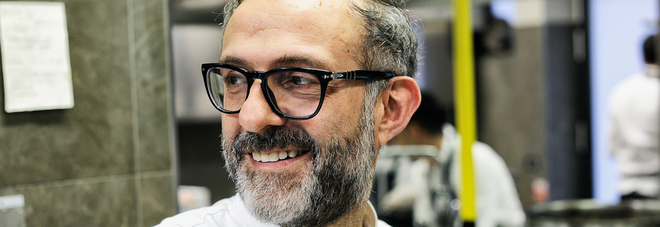 New York Times, Massimo Bottura
