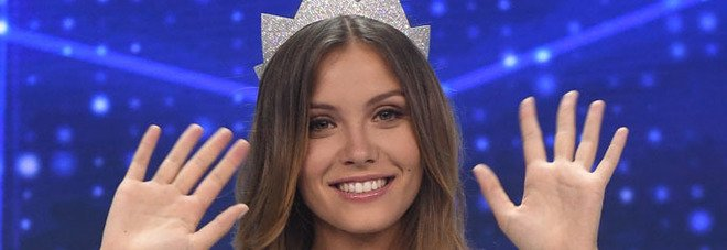 Miss Italia 2017 è la trentina Alice Rachele Arlanch Video