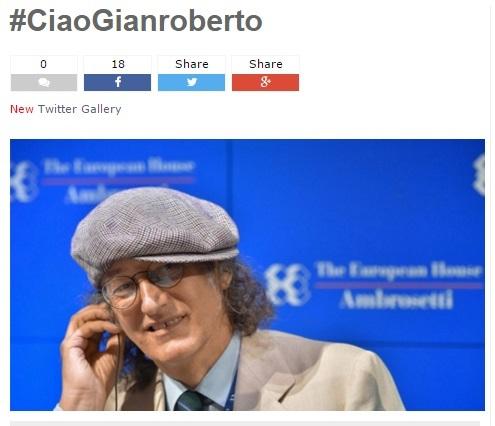 Milano: funerali di Gianroberto Casaleggio il 14 aprile