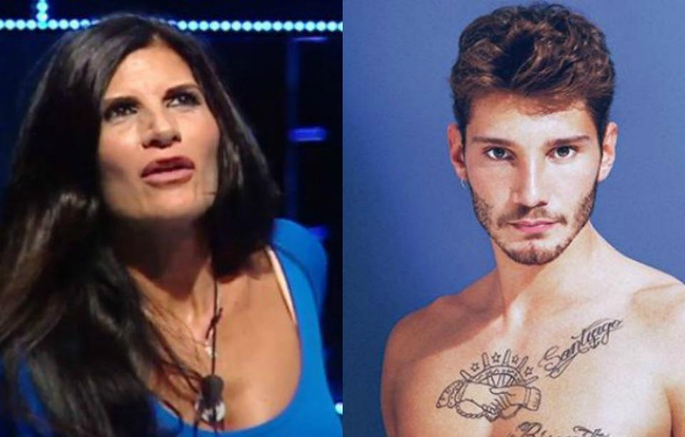 Lite Pamela Prati-Stefano De Martino La showgirl abbandona lo studio