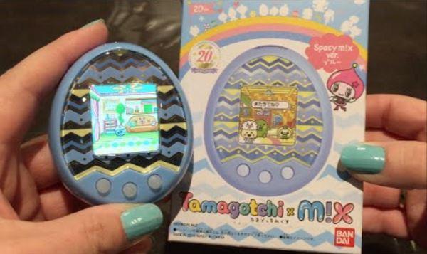 Bandai Namco lancia sul mercato giapponese una nuova versione dei Tamagotchi