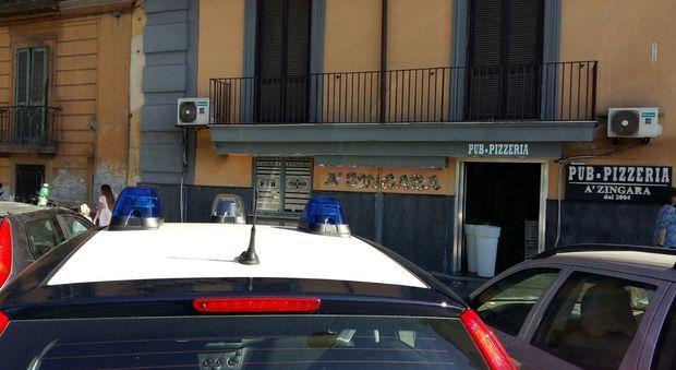 Napoli: terrore alla Riviera di Chiaia, 29enne ucciso nel noto pub