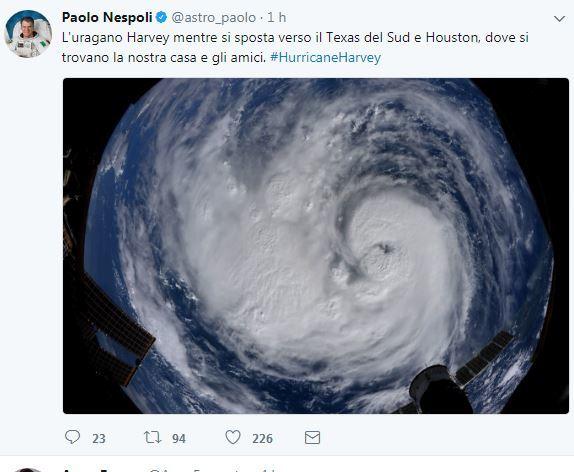 Uragano Harvey: 10 morti in Texas