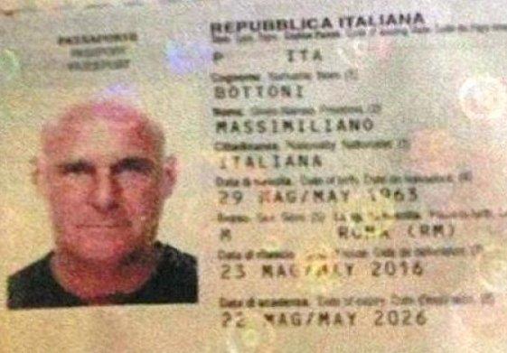 Brasile, Massimiliano Bottoni ammazzato a coltellate