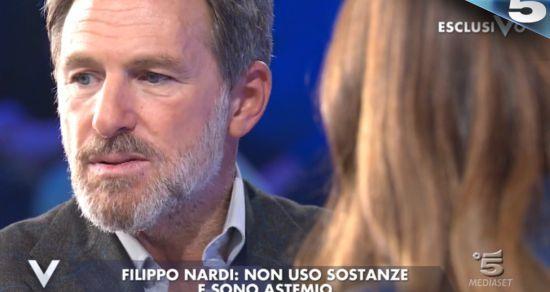 Filippo Nardi a Verissimo: