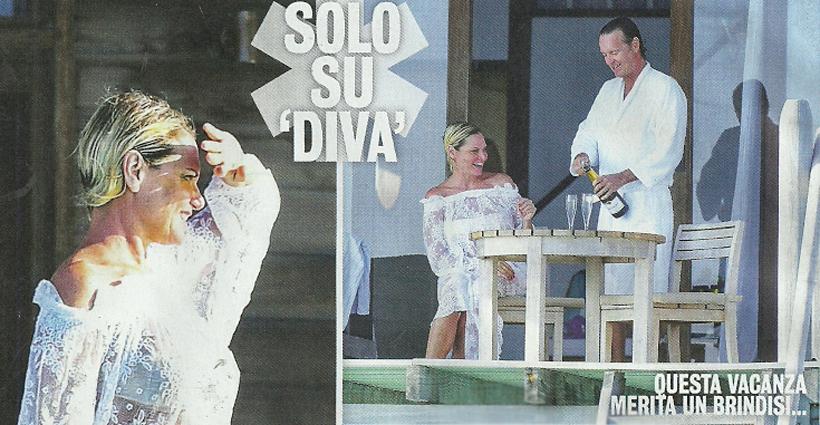 Simona Ventura: