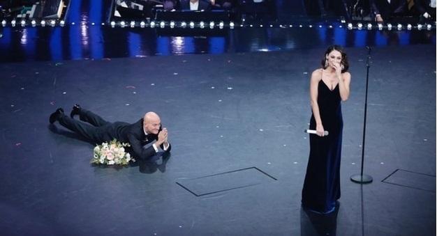 Sanremo 2019, la finale ottiene il 56,5% di share