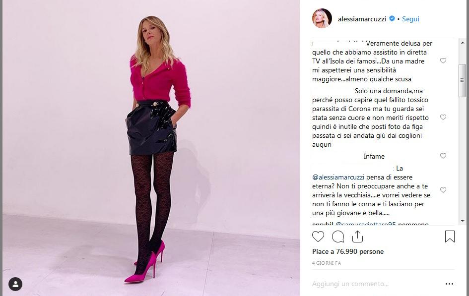 Francesco Facchinetti furioso su Instagram: la minaccia del conduttore