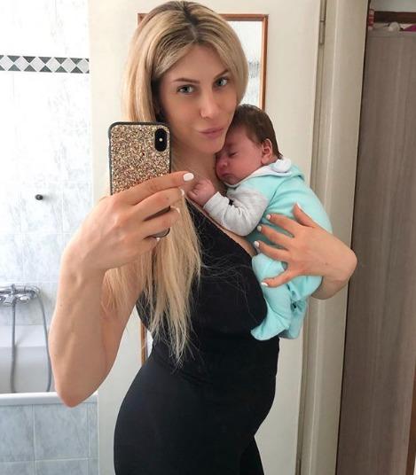 Paola Caruso: ecco chi è il padre biologico della showgirl